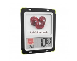 Fresh food LCD display price tags