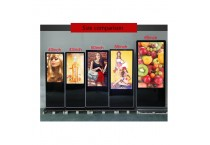Stand LCD digital display Advertising machine